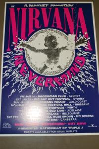 nirvana - Poster