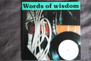 wods of wisdom-va