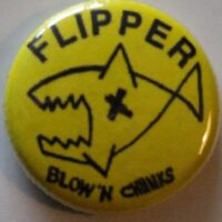 Flipper – Fish (Badges)