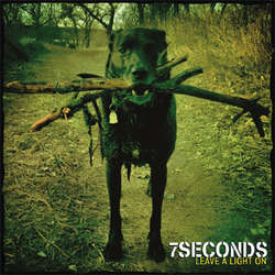 7 Seconds - Leave A Light On (Color Vinyl LP)