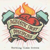 Agnostic Front / Discipline – Split (2 x White Vinyl)