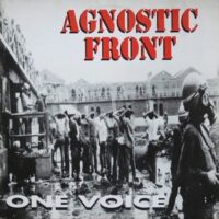 Agnostic Front – One Voice (Color Vinyl LP)