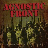 Agnostic Front – Another Voice (Red Color Vinyl LP)