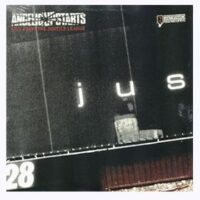 Angelic Upstarts ‎– Live From The Justice League (CD)