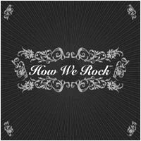 How We Rock – V/A (Hives,Dwarves,Hellacopters,Randy,Zeke, 2 x Vinyl LP)