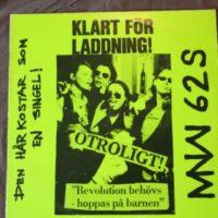 Klart För Laddning – V/A (KSMB,Roffe Wikström,Eggba, Vinyl LP)