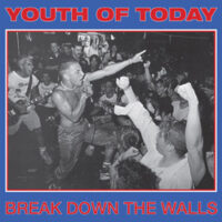 Youth Of Today – Break Down The Walls (Color Vinyl LP)
