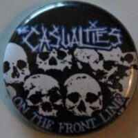 Casualties, The – Front (Badges)
