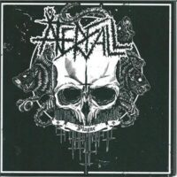 Återfall – Plague (Clear Vinyl 7″)
