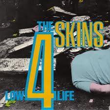 4 Skins - Low Life (Vinyl LP)