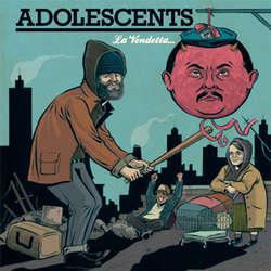 Adolescents – La Vendetta… (Color Vinyl LP)