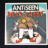 Antiseen – Dear Abby (Color Vinyl Single)