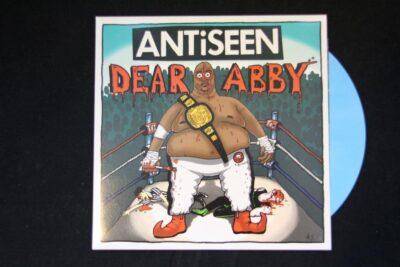 Antiseen - Dear Abby (Color Vinyl Single)