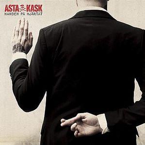 Asta Kask - Handen På Hjärtat (Vinyl LP)