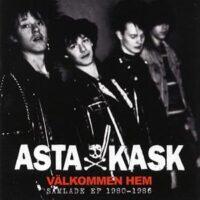 Asta Kask – Välkommen Hem – Samlade Ep 1980-86 (CD)