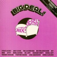 Big Deal! (Alternative Takes & Unreleased Tracks 1978-1988 – Volume 2) – V/A (Vinyl LP)(Liket Lever,Leathernun,Freddie Wadling mfl)