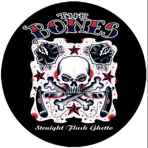Bones, The – Straight Flush Ghetto (Picture Vinyl LP)