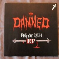 Damned, The – Friday 13th (Vinyl Single)
