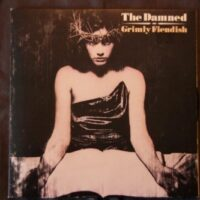 Damned, The – Grimly Fiendish (Vinyl Single)