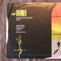 Damned, The – Thanx For The Night (Vinyl Single)