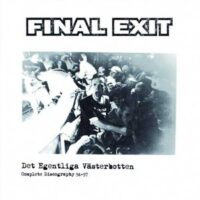 Final Exit – Det Egentliga Västerbotten (Complete Discography 94-97) (Color 2 X Vinyl LP + DVD)