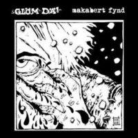 Glöm Dä ! / Makabert Fynd – Split (Vinyl LP)