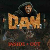 D.A.M. – Inside • Out (Vinyl LP)