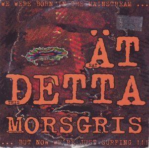 Ät Detta Morsgris – V/A (CD)
