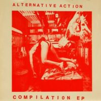 Alternative Action Compilation – V/A (Color Vinyl Single)