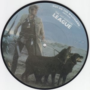 Anti-Nowhere League – Out On The Wasteland (Picture Vinyl Single)