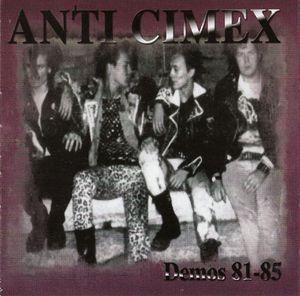 Anti Cimex - Demos 81-85 (CD)