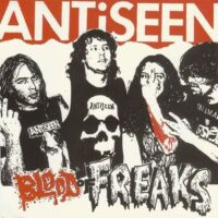 Antiseen – Blood Of Freaks (Color Vinyl Single)