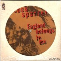 Cock Sparrer – England Belongs To Me (Picture Vinyl Single)
