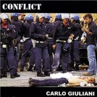 Conflict – Carlo Giuliani (Vinyl Single)