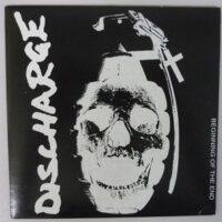 Discharge – Beginning Of The End (Vinyl Single)