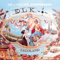 De Lyckliga Kompisarna – Sagoland (CD)