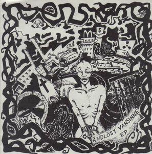 ENS - Ändlöst Vansinne EP (Vinyl Single)