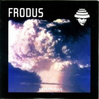 Frodus – Explosions (Color Vinyl Single)