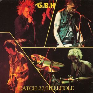 G.B.H. – Catch 23 (Vinyl Single)