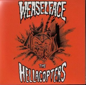 Hellacopters, The / Weaselface – Split (Color Vinyl Single)