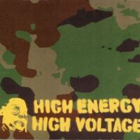 High Energy High Voltage – V/A (CD)(Uncurbed,Hellnation,Krigshot)