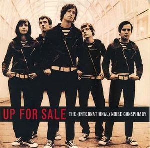 (nternational Noise Conspiracy, The ‎– Up For Sale (Vinyl Single)