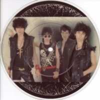 Lords Of The New Church, The ‎– Russian Roulette (Picture Vinyl Single)