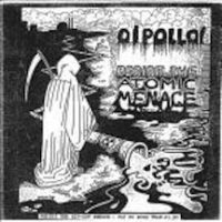 Oi Polloi – Resist The Atomic Menace (Color Vinyl Single)