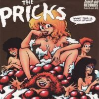 Pricks, The – Mmm! This Is Good Stuff! (Clear Vinyl Single)