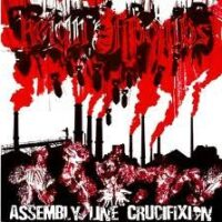 Reign Of Bombs / Assembly Line Crucifixion ‎– Split (Vinyl Single)