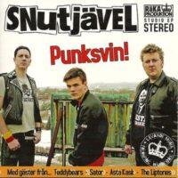 Snutjävel – Punksvin (CDs)