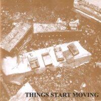 Things Start Moving – V/A (CD)