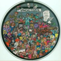 Vindictives, The – Johnny, Where Are You? (Picture Vinyl Single)