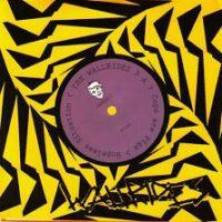 Wallrides, The – Bomb The Hills (Clear Vinyl Single)